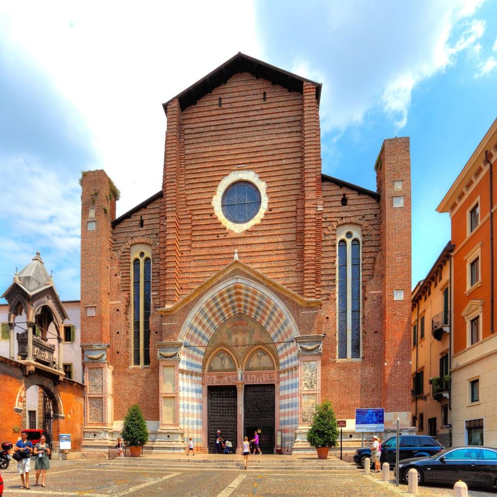Kostel Santa Anastasia