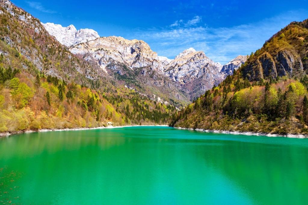 Národní park Dolomiti Bellunesi