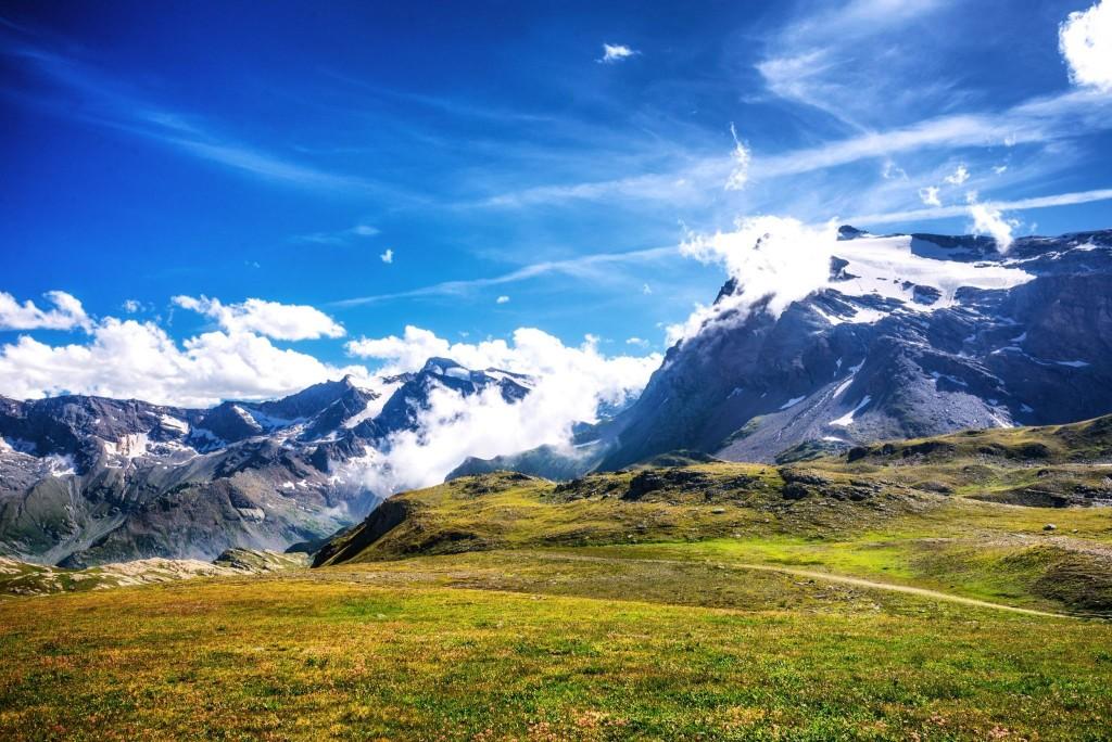 Národní park Gran Paradiso