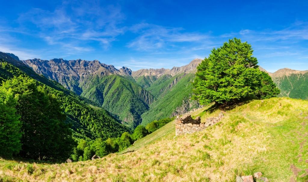 Národní park Val Grande
