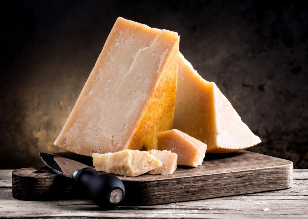 Sýr Grana Padano