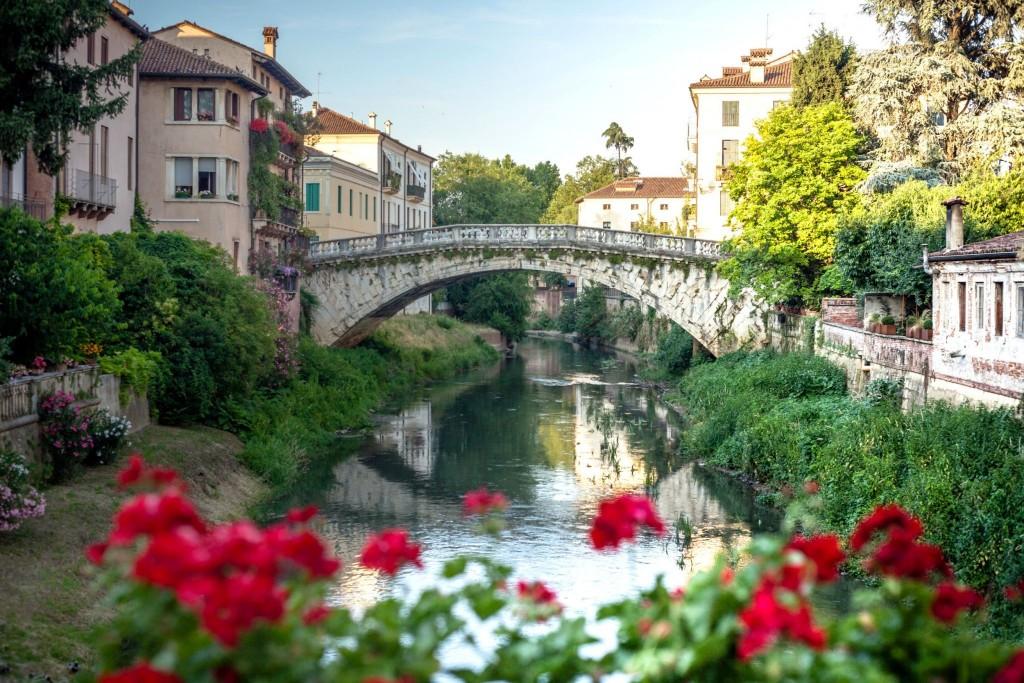 Ve Vicenze najdete krásná zákoutí