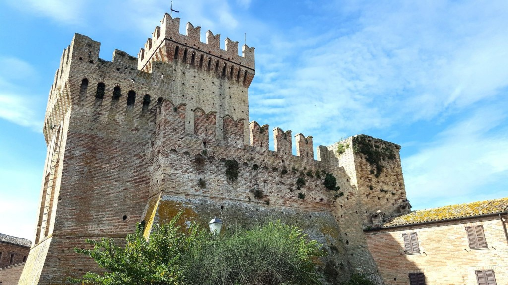 Pevnost v Offagna