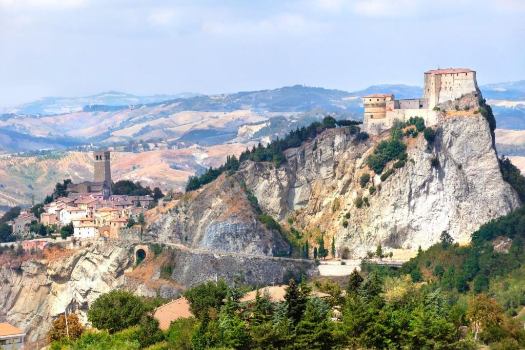 Pevnost v San Leo