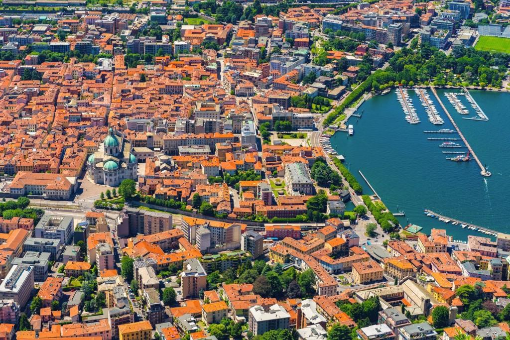 Městečko Como