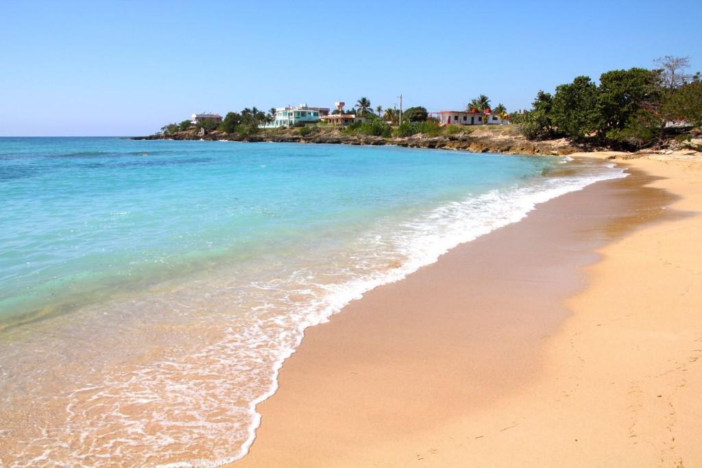 Pláž Playa Rancho Luna