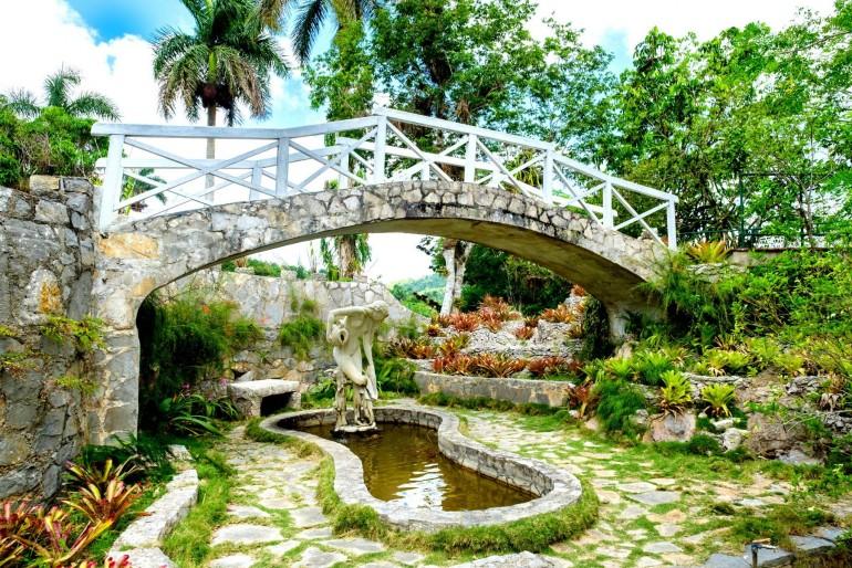Botanická zahrada v Soroa