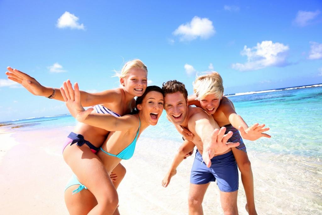 S rodinným pojištěním můžete být na dovolené v klidu