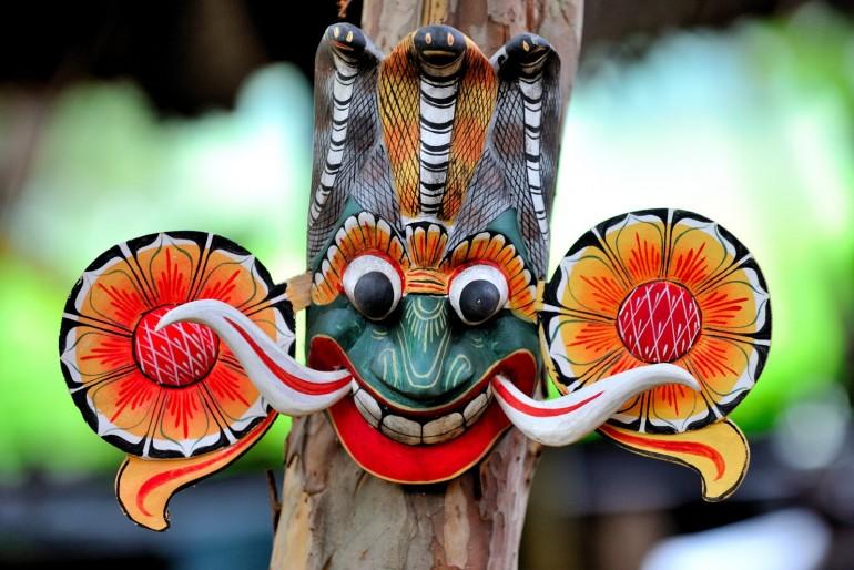 Srí Lanka – sinhálský a tamilský Nový rok