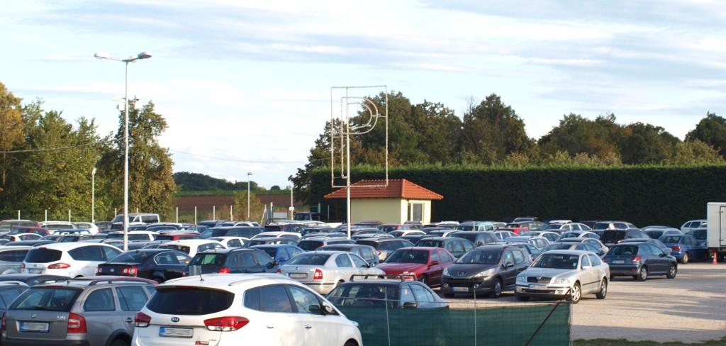Parkování R7