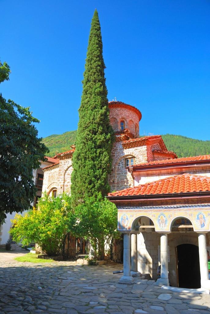 Bačkovský klášter (Backovski manastir)