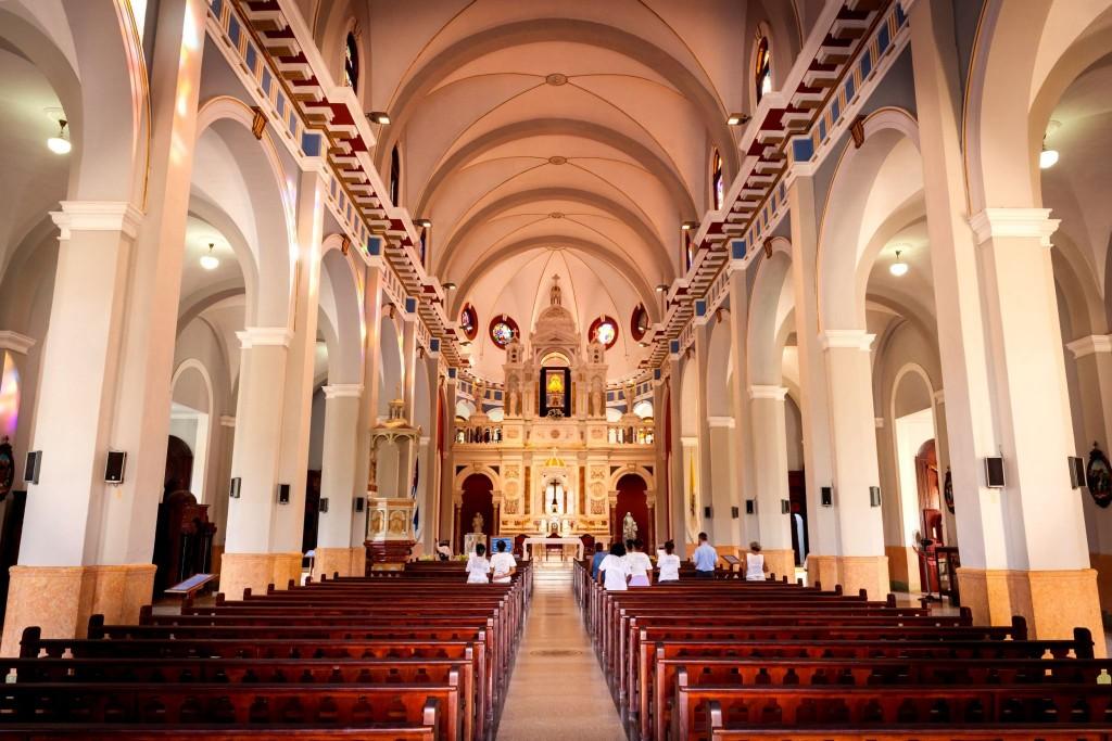 Basílica Santuario Nacional de Nuestra Seňora de la Caridad del Cobre