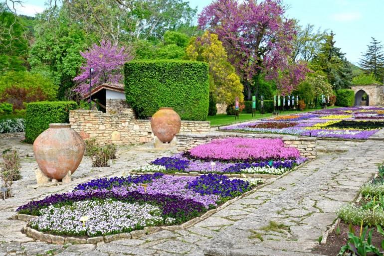 Botanická zahrada v Balčiku