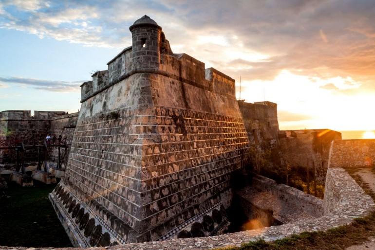 Castillo del Morro (Castillo de San Pedro de la Roca)