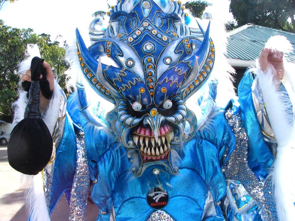 Karneval města Bonao