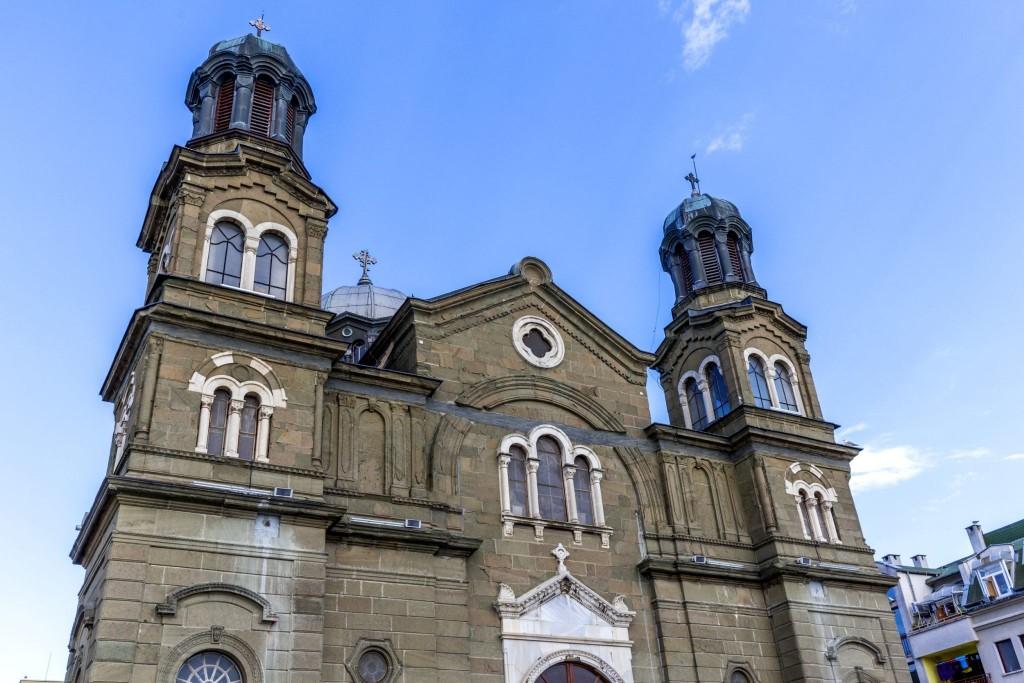 Katedrála sv. Cyrila a Metoděje