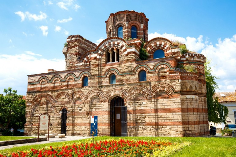 Kostel Krista Pantokratora