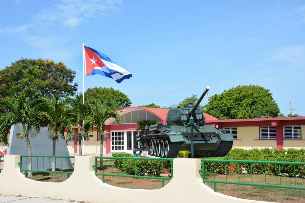 Muzeum neúspěšného útoku USA v roce 1961 na Playa Giron