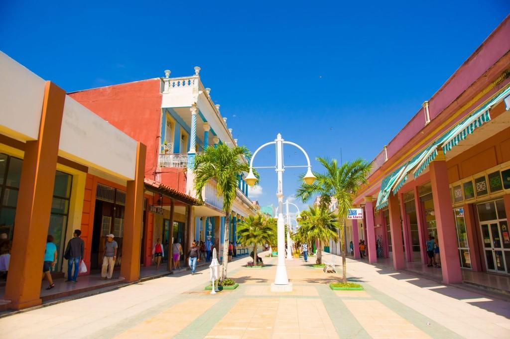 Ve městě Ciego de Ávila
