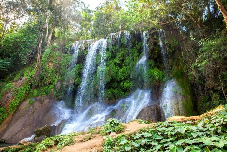 Vodopád El Nicho