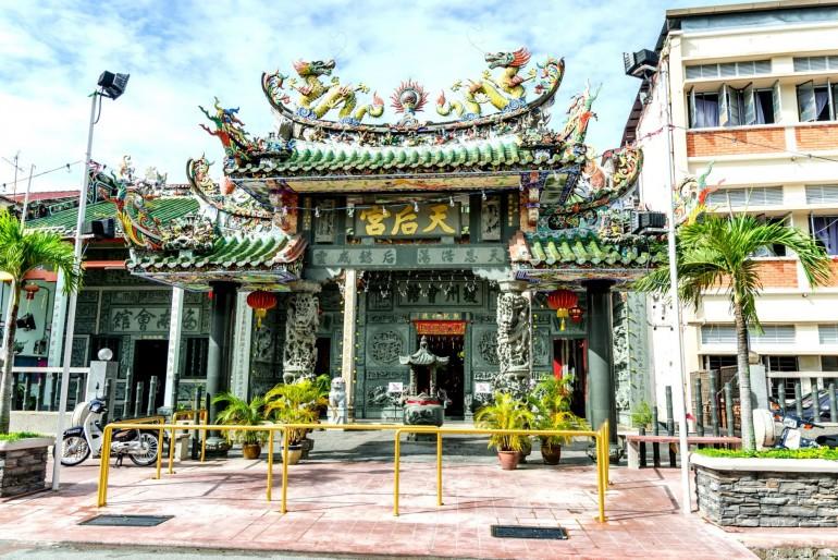 Chrám Hainan