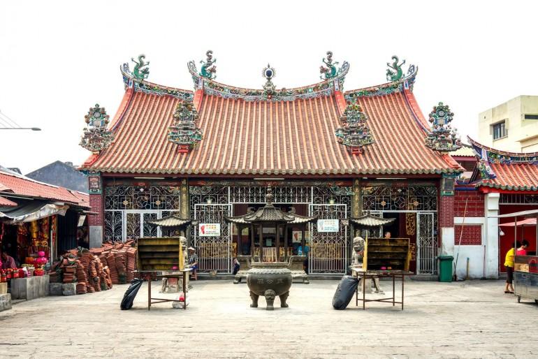 Chrám Kuan Yin Teng