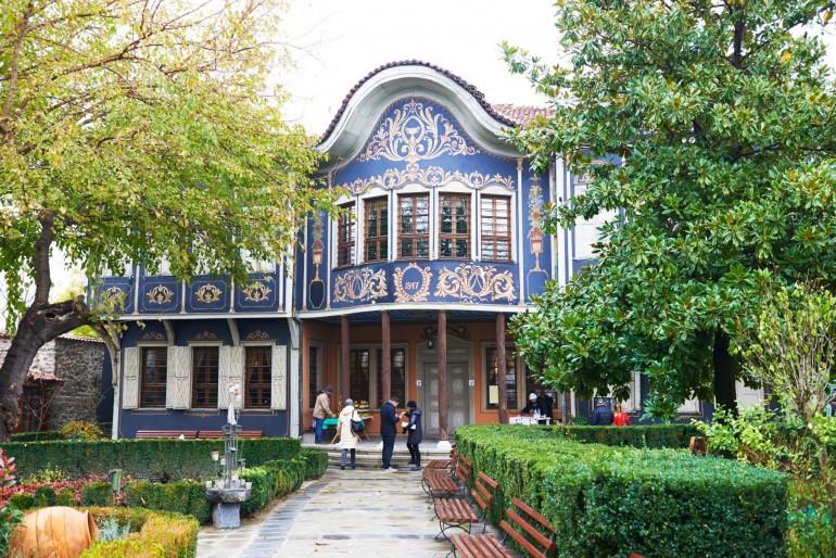 Etnografické muzeum v Plovdivu