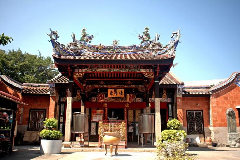 Hadí chrám (Snake temple)
