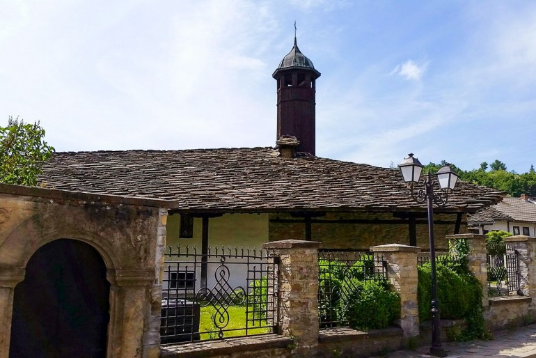 Kostel sv. Archanděla Michaela v Trjavně