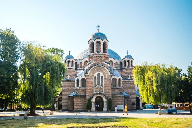 Kostel sv. Cyrila a Metoděje (Sveti Sedmochislenitsi)