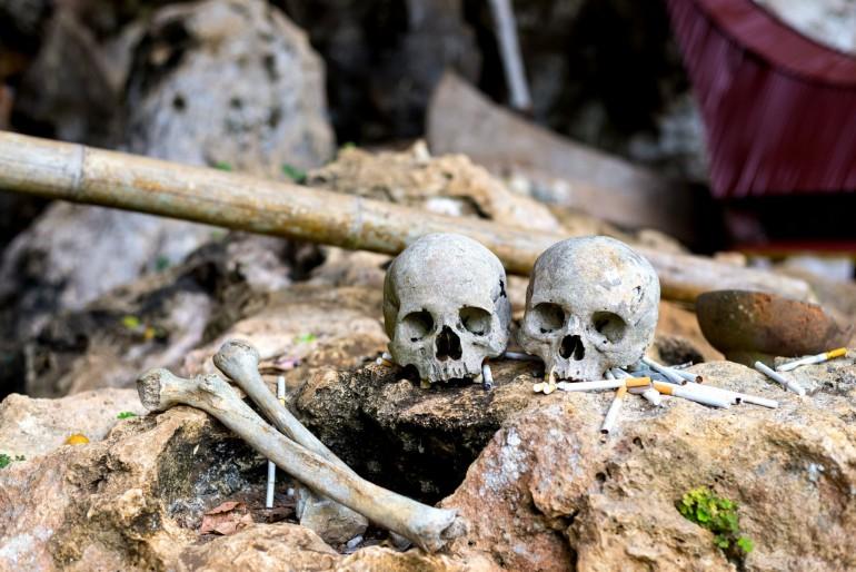 Londa Burial Caves