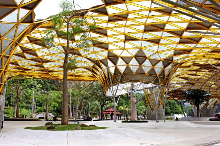 Lake Gardens (Perdana Botanical Gardens)