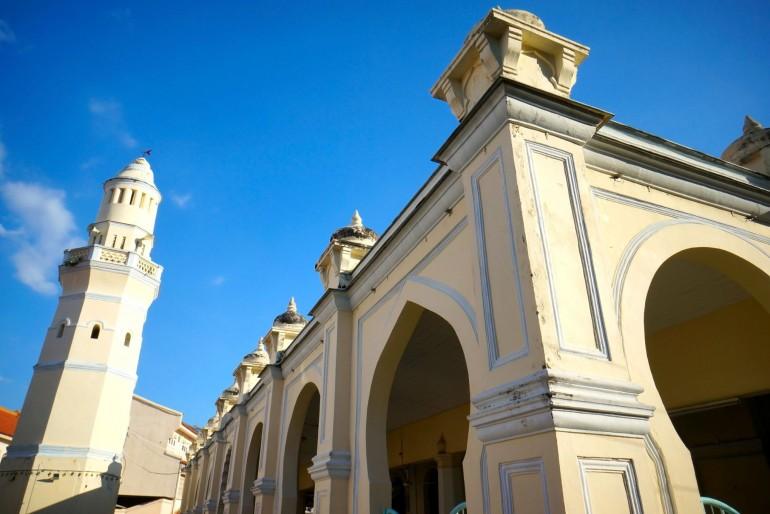 Mešita Acheen (Masjid Lebuh Acheh)