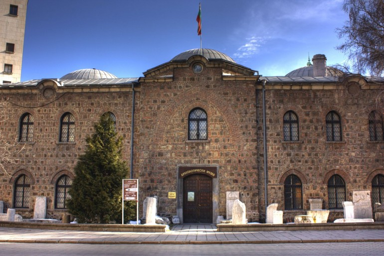 Národní archeologické muzeum v Sofii