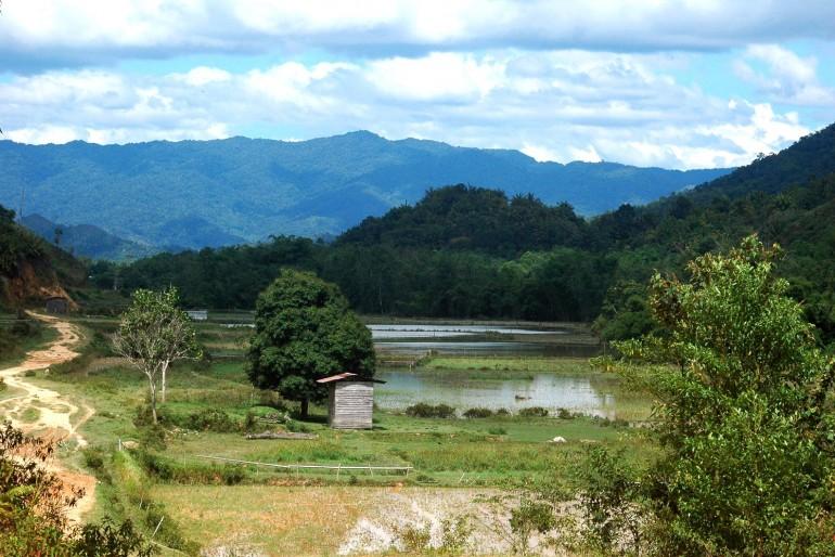 Národní park Kayan Mentarang