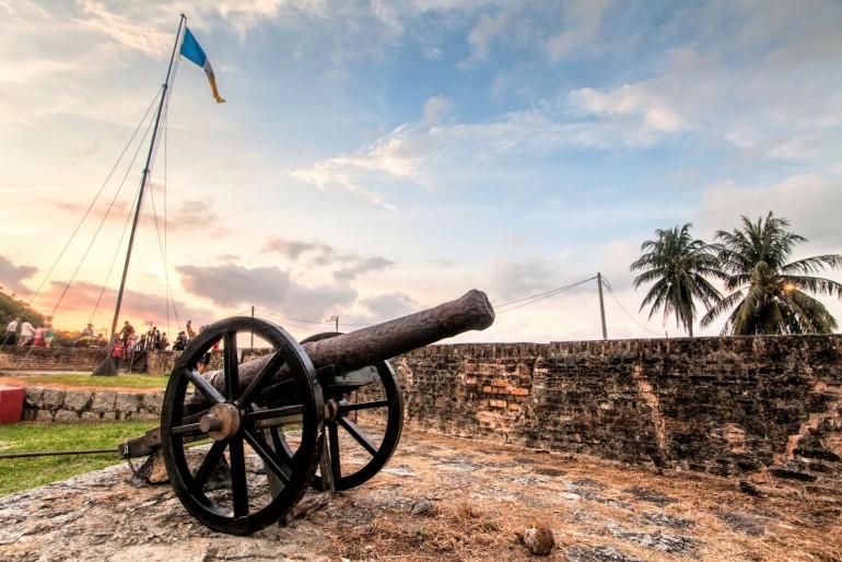 Pevnost Cornwallis
