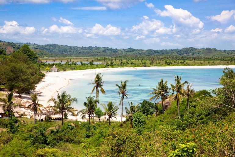 Pláž Tanjung Aan