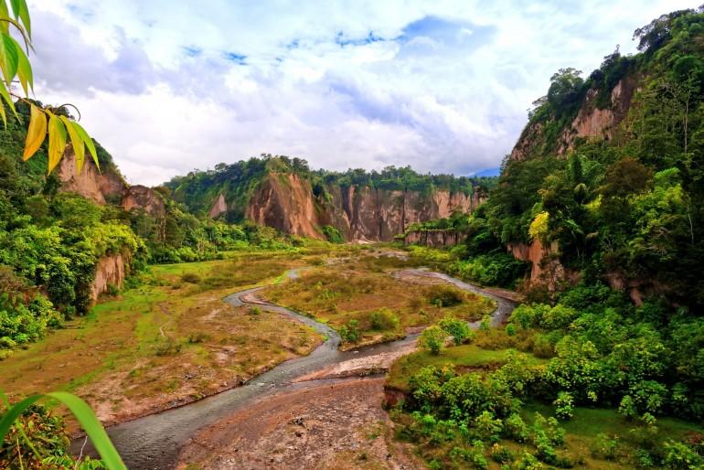 Sianok canyon (Ngarai Sianok)