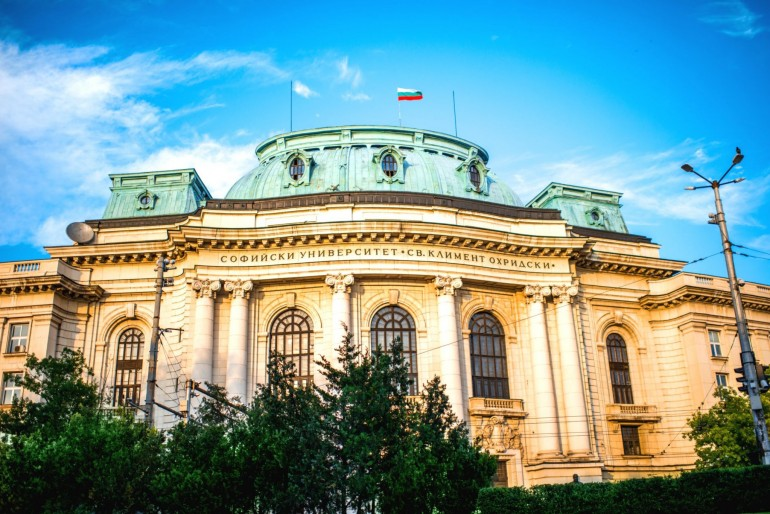 Sofijská univerzita sv. Klimenta Ochridského