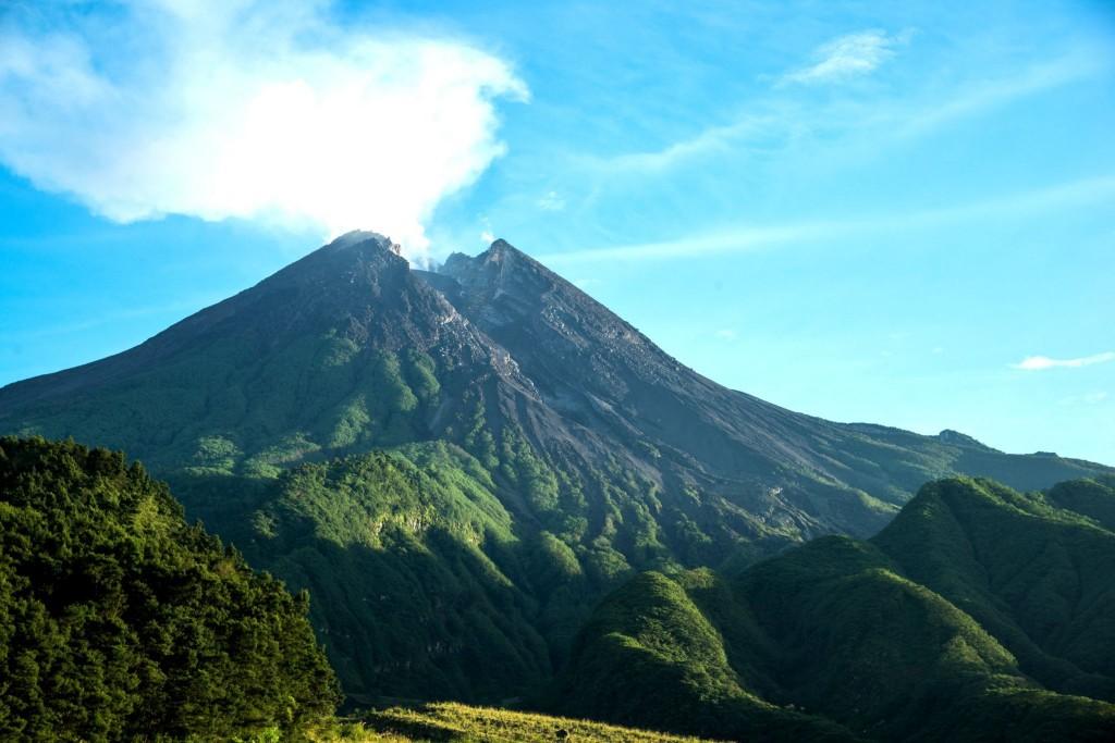 Sopka Gunung Merapi