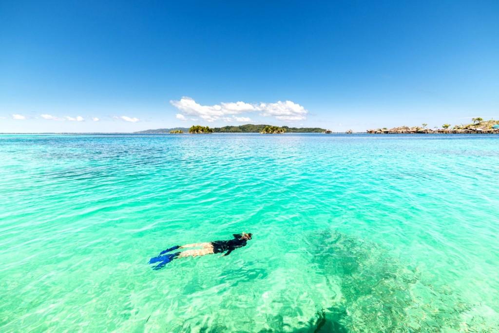 Togianské ostrovy nabízí průzračné vody a krásné pláže