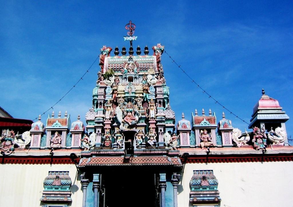 Chrám Sri Maha Mariamman