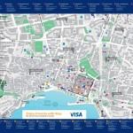 Mapa centra města Split