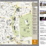 Mapa Madridu