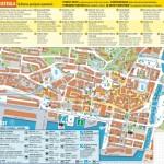 Mapa města Rijeka