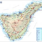 Plánek Tenerife