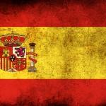 Vlajka Španělska - detailní