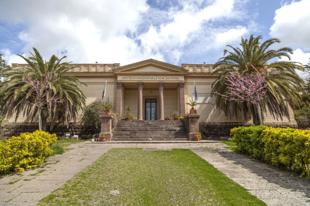 Archeologické a etnografické muzeum G. A. Sanna