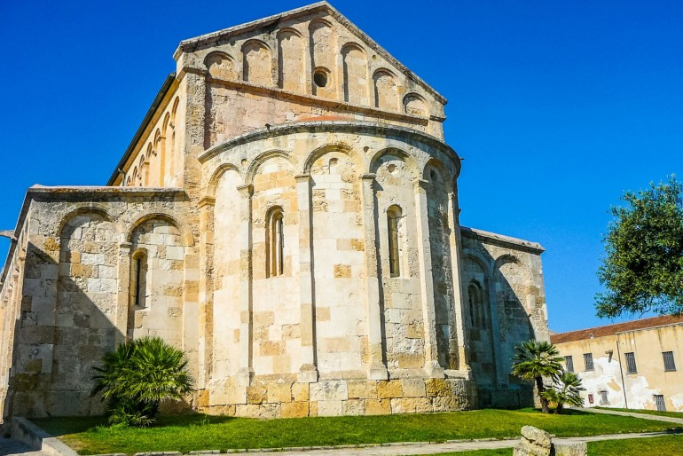 Bazilika di San Gavino