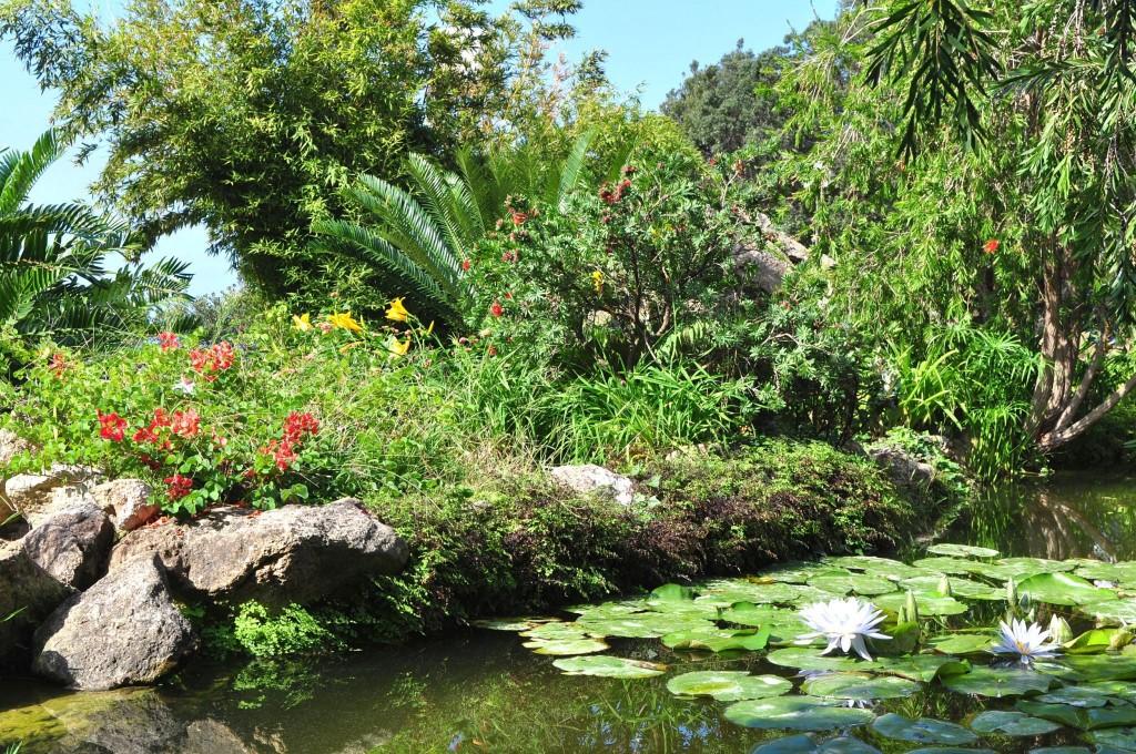 Botanická zahrada La Mortella